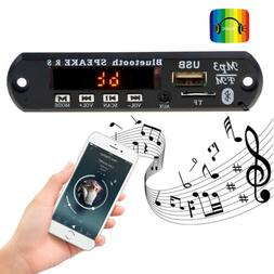 12V Bluetooth MP3 Decoder board w/ control Player Board Modu