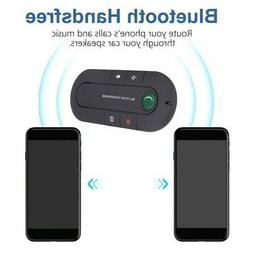 Auto Wireless Bluetooth Hand Free Car Kit Speakerphone Speak