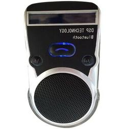 Bluetooth Hand Free Car Phone Speaker with Caller Number Dis