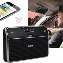 car kit clip hands free multipoint wireless