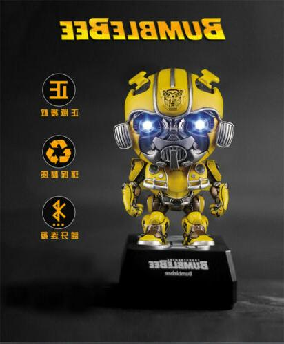 Bumblebee Toy Ornaments Transformers Bluetooth Speaker
