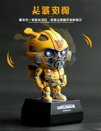 Bumblebee Hand-made Toy Ornaments Transformers Bluetooth