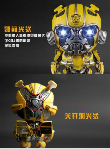 Bumblebee Toy Ornaments Transformers Bluetooth
