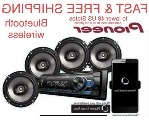 free shipping new car stereo bluetooth digital