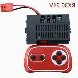 RX30 24V 2.4G Bluetooth Remote Control and Receiver Kit Kids