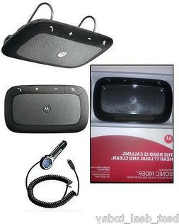 Motorola 89589N Sonic Rider Bluetooth In-Car Speakerphone